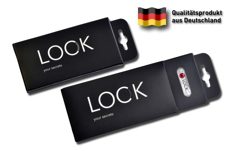 LOCK your secrets - Die Alternative zum Webcam Aufkleber